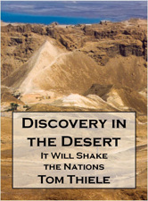 Discovery In The Desert